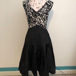 Tea Dress. Vintage inspired